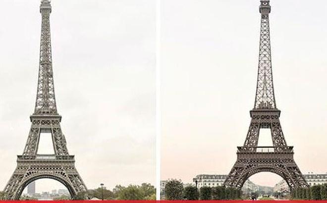 17 công trình nổi tiếng thế giới bị Trung Quốc 'đạo nhái' không thương tiếc: Tháp Eiffel, Nhà Trắng cũng không thoát