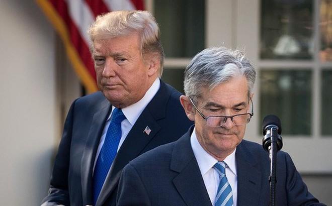 """Ông Trump gọi cả Trung Quốc và Chủ tịch FED là """"kẻ thù"""" của Mỹ"""