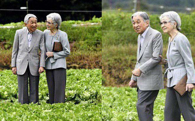 Ngôn tình ngoài đời thực: Vợ chồng cựu Nhật hoàng nắm tay nhau hưởng thú vui tuổi già, 60 năm tình yêu vẫn vẹn nguyên