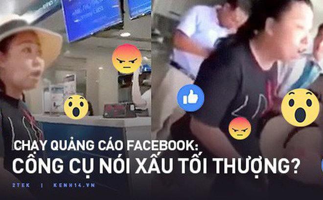 Nữ công an doạ chạy quảng cáo Facebook lăng mạ nhân viên hàng không: Bỏ tiền 'bóc phốt' người khác có dễ dàng đến thế?