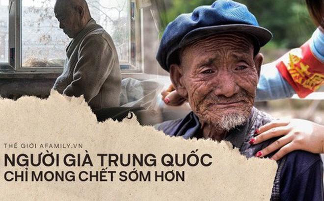 Bi kịch xã hội hiện đại Trung Quốc: Cha mẹ về già bị con cái bỏ rơi, sống cô quạnh, không một lời hỏi thăm, chết không ai biết