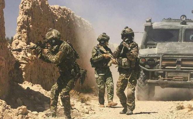 Lính đánh thuê người Nga tử trận tại chiến trường Khan Khanoun, Syria