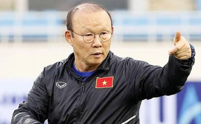 HLV Park Hang-seo chính thức 'chia quân' làm nhiệm vụ ở tuyển Việt Nam và U.22
