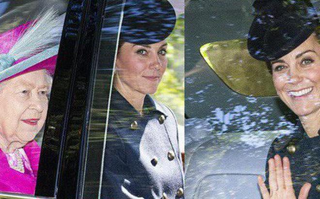 Công nương Kate tái xuất rạng rỡ bên Nữ hoàng Anh cùng gia đình chồng, còn em dâu Meghan Markle lặn mất hút sau một loạt vụ lùm xùm