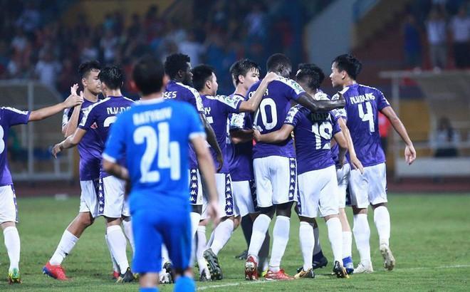 Hà Nội FC gặp đội nào ở chung kết AFC Cup liên khu vực?