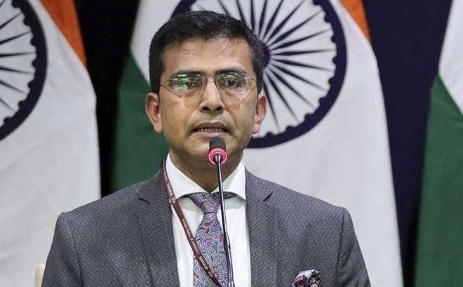 Bộ Ngoại giao Ấn Độ ra tuyên bố về tình hình phức tạp tại Biển Đông