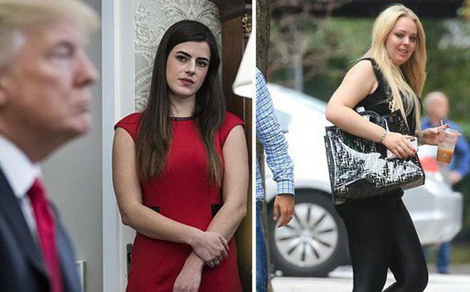 Nữ trợ lý thân cận của ông Donald Trump tiết lộ Tổng thống Mỹ chê con gái út quá béo, không muốn chụp ảnh chung