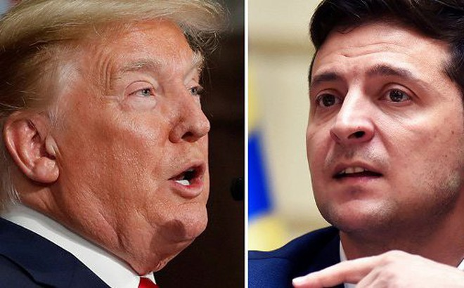 Tổng thống Ukraine Zelensky hứa không 'giang rộng vòng tay' khi gặp người đồng cấp Mỹ