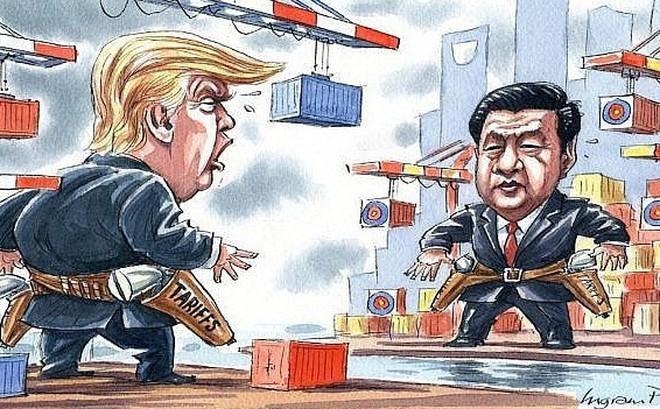 Thương chiến Mỹ - Trung có thể kéo dài đến 10 năm
