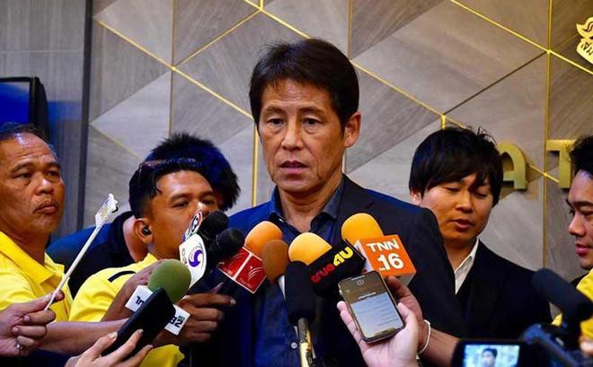 Chủ tịch Somyot gây áp lực cho ông Nishino