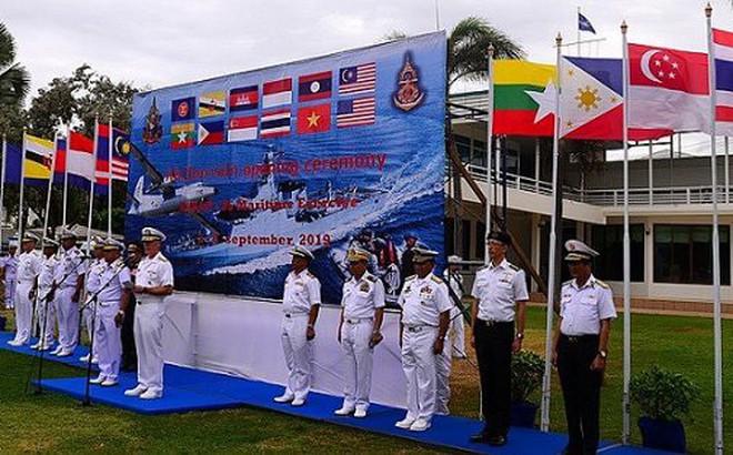 Mỹ, ASEAN bắt đầu tập trận hải quân tại Biển Đông