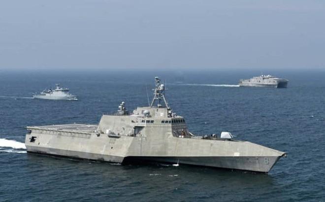 Mỹ - ASEAN lần đầu tập trận trên Biển Đông, thông điệp gì cho Trung Quốc?