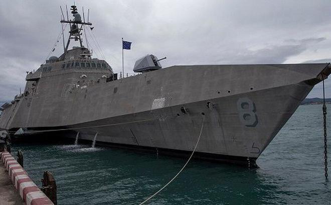 Tập trận hải quân Mỹ - ASEAN: Washington nhấn mạnh đảm bảo Ấn Độ Dương – Thái Bình Dương tự do và rộng mở