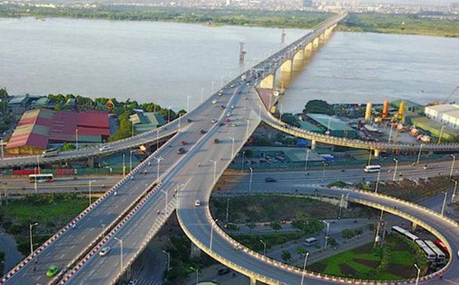 Hà Nội sắp làm cầu Vĩnh Tuy mới cách cầu cũ 2m