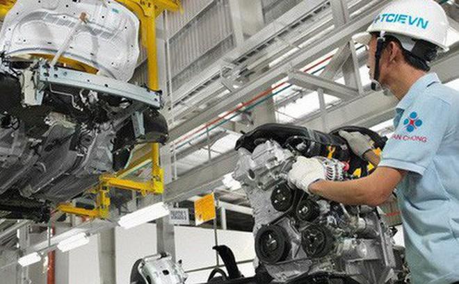 'Chết yểu' quy hoạch ngành công nghiệp ôtô