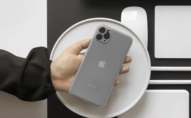 Hãng sản xuất ốp lưng tuyên bố đã có trong tay siêu phẩm iPhone 11, đây là loạt ảnh chứng minh