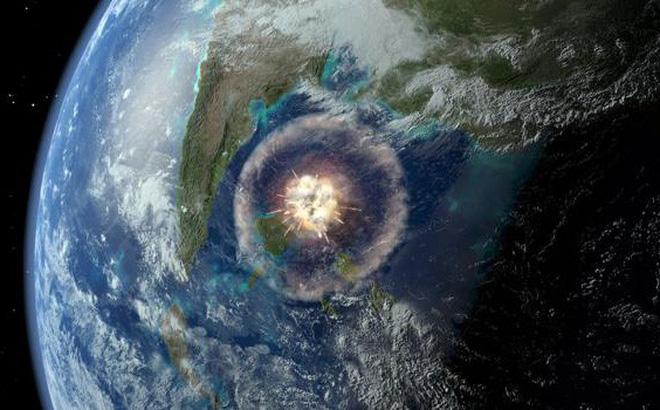 Dòng dung nham kỷ Jura ngoi lên xuyên thủng, xé toạc Trái đất