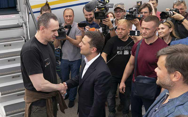 Trao đổi tù nhân: Xung đột Nga - Ukraine sắp kết thúc?