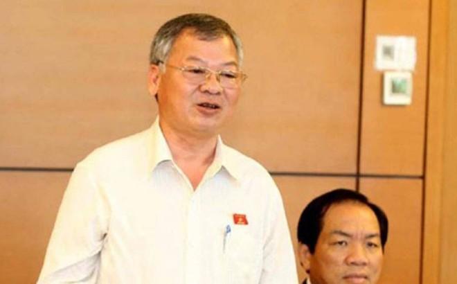 Ông Hồ Văn Năm sẽ bị miễn nhiệm chức vụ Trưởng đoàn ĐBQH và cho thôi ĐBQH