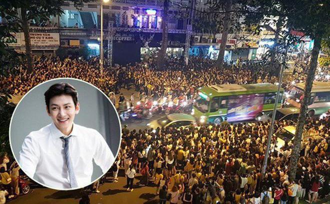 Ji Chang Wook hủy show, fan Việt Nam phẫn nộ, còn fan quốc tế lại có động thái này đối với phía Diệp Lâm Anh