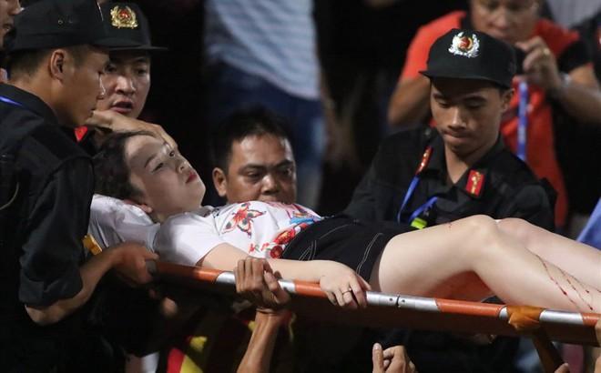 CLB Hà Nội và VFF phớt lờ cảnh báo của VPF dẫn đến sự cố ở sân Hàng Đẫy