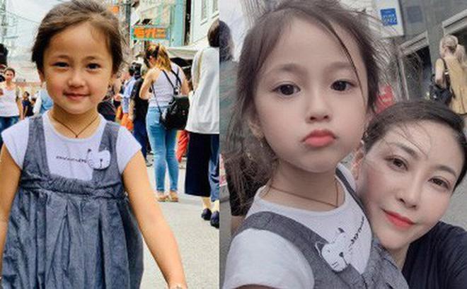 Tan chảy vì ảnh đời thường của con gái 4 tuổi Hoa hậu Hà Kiều Anh: Ngày càng xinh, dự sẽ thành tiểu mỹ nhân Vbiz