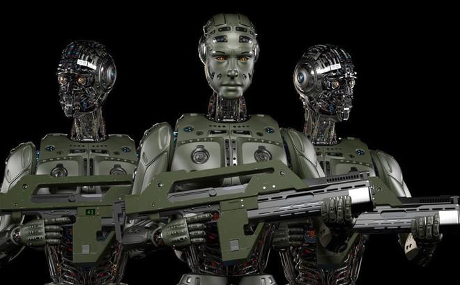 'Vũ khí AI của Google có nguy cơ hủy diệt hàng loạt'