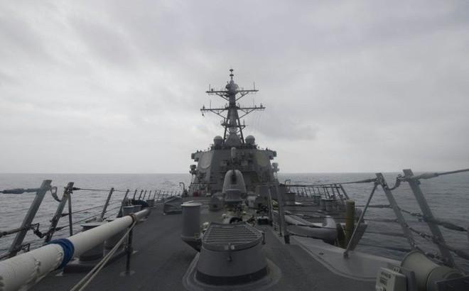 Biển Đông: Trung Quốc đang bị thách thức chưa từng có?