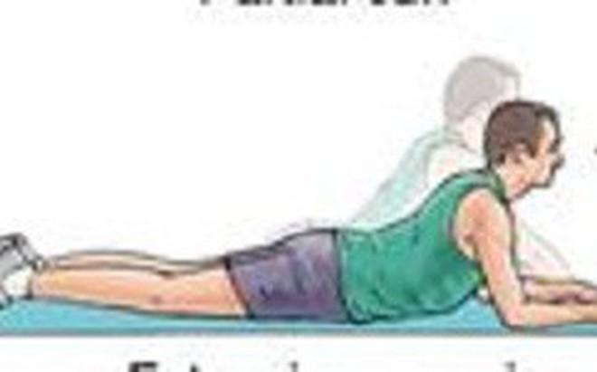 Bài tập tốt cho người đau thần kinh tọa