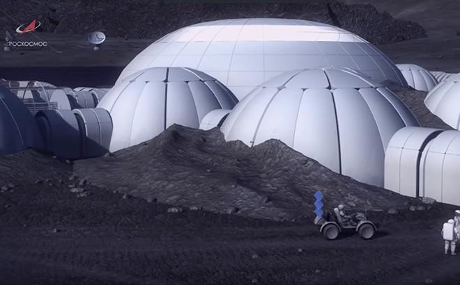 Nga giải mật vật thể 'E' thám hiểm Mặt Trăng