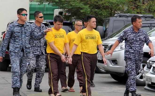 Ngồi tù, trùm ma túy Trung Quốc vẫn điều hành đường dây ma túy khắp Philippines