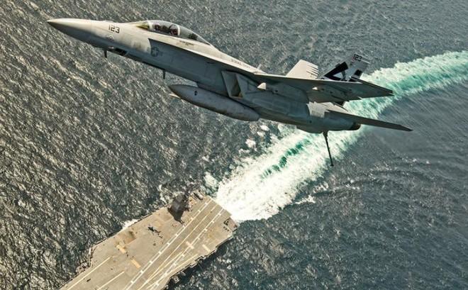 Ông Shoigu: Nga không cần tàu sân bay, cần vũ khí đánh chìm nó