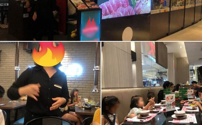 """Đi ăn ở nhà hàng thịt nướng kiểu Nhật, mẹ trẻ bức xúc khi bị quản lý """"lật kèo"""" đuổi khéo vì đông trẻ con"""