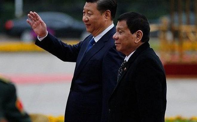Phủ Tổng thống Philippines: Ông Duterte sẽ không để Trung Quốc tấn công vào chủ quyền