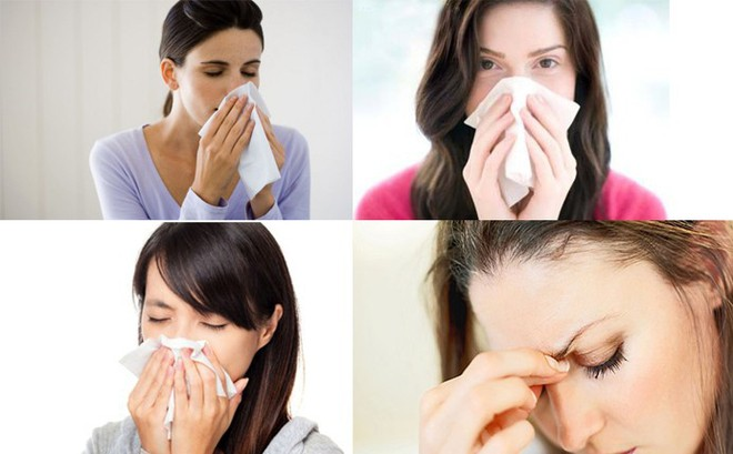 """Bệnh viêm mũi dị ứng: 4 món phải tuyệt đối kiêng, 4 món phải ăn """"cật lực"""" để bệnh tình nhanh thuyên giảm"""