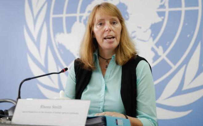 Đặc phái viên Liên Hợp Quốc lên án kế hoạch chống phá Campuchia