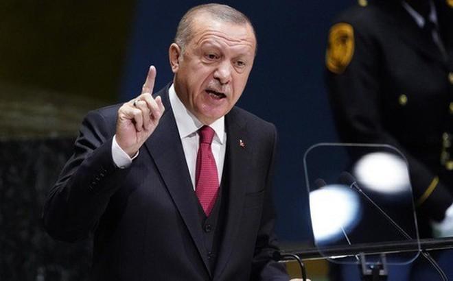 Thổ Nhĩ Kỳ tiếp tục bắt tay với Iran, bất chấp Mỹ đe doạ