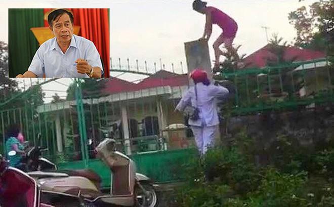 'Cán bộ nhân đạo ở Hà Nội ăn chặn hàng từ thiện là bộc phát'