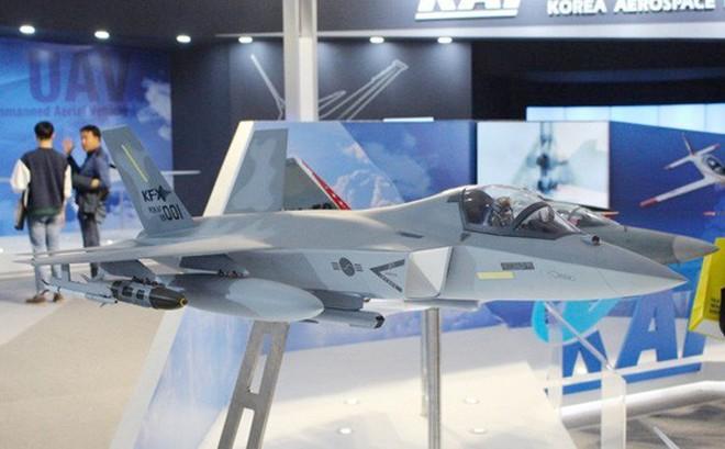 Tiêm kích tàng hình của Hàn Quốc sẽ ra mắt vào năm 2021