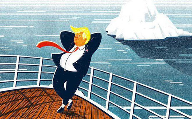 Kinh tế Mỹ dưới thời Trump đang dần xì hơi, gói cắt giảm thuế 1.000 tỷ USD không có nhiều ý nghĩa