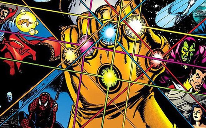 Top 10 cổ vật vũ trụ mạnh nhất trong thế giới Marvel