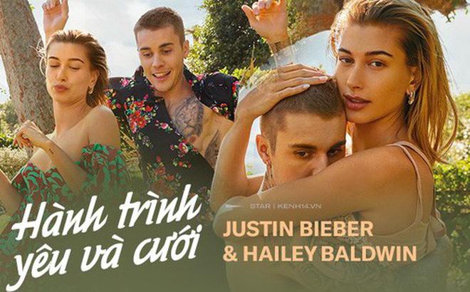 1 thập kỷ đã biến Hailey Baldwin từ fan cuồng Jelena thành cô dâu nắm tay Justin Bieber vào lễ đường như thế nào?
