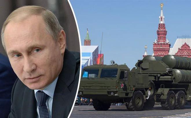 """TT Putin cho thử S-400: Tên lửa đáng sợ nhất thế giới khiến hệ thống phòng thủ Mỹ """"lép vế"""" và mục tiêu sâu xa của Nga"""