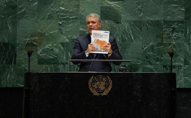 Colombia: Giám đốc cơ quan tình báo từ chức vì bức ảnh giả mạo về Venezuela