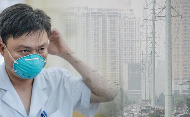 """Bác sĩ chỉ cách bảo vệ sức khoẻ trước """"sát thủ"""" bụi mịn"""