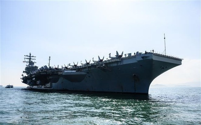 Mỹ khẳng định quyết tâm thực thi tự do hàng hải ở Biển Đông