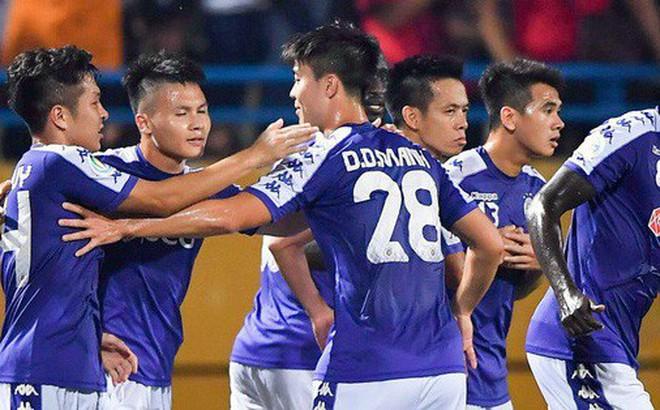 Hà Nội FC không được dự chung kết châu lục là