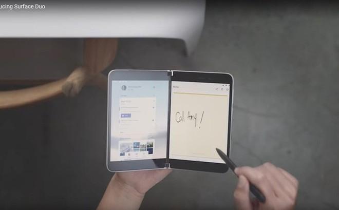 Samsung sẽ trở thành nạn nhân đầu tiên của Surface Duo