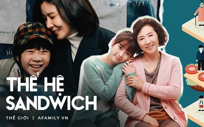 """""""Thế hệ sandwich"""": Chuyện của những phụ nữ bị giằng xé giữa chăm lo gia đình nhỏ của mình và bổn phận báo hiếu với cha mẹ già"""