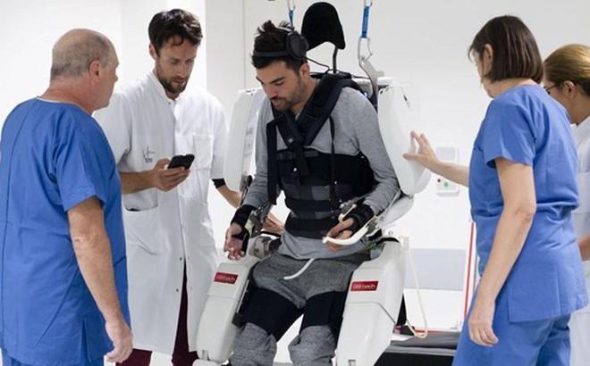 Thành tựu khoa học đột pháđem lại hy vọng cho bệnh nhân bại liệt